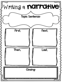 narrative writing prompts for 2nd grade 2nd grade looking at writing second grade: writing sample 1 since this is a personal narrative and not a story with a problem and setting.